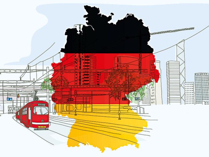 Germania: decrescita del PIL nel primo trimestre. Come farà a chiedere la fine dell'austerità?