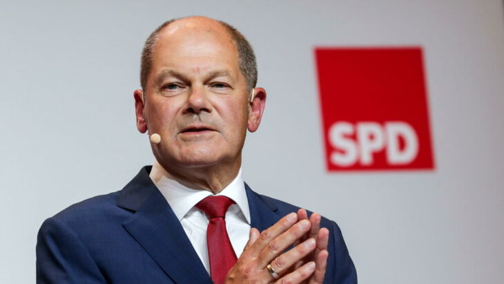 Germania: avanti, di poco, la SPD, mezzo flop verde. Scholz cancelliere?