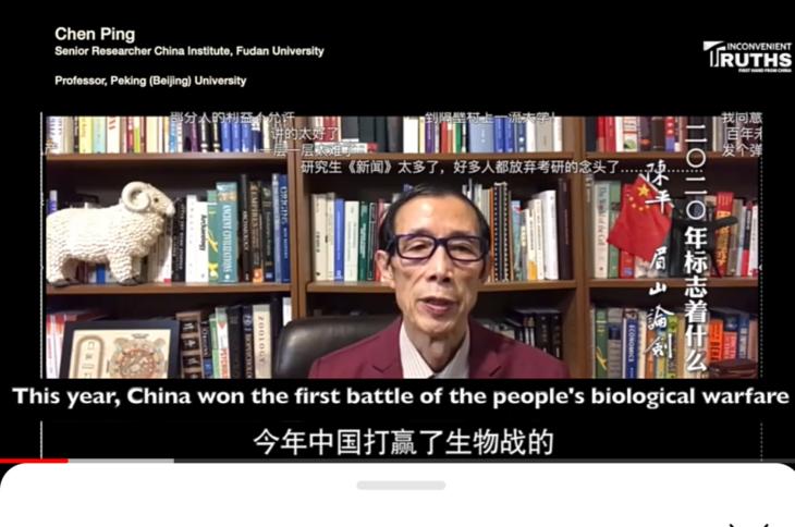 """""""Abbiamo vinto la guerra biologica"""". Le agghiaccianti parole dell'accademia cinese"""