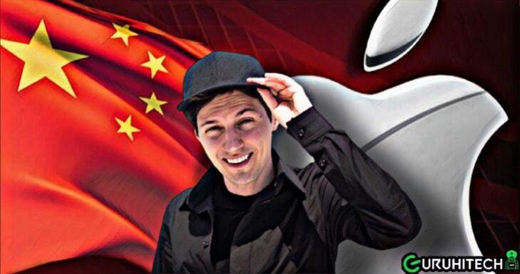 "Pavel Durov contro Apple: ""Residuo del Medioevo"""