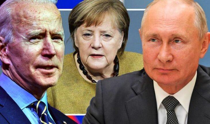 Biden si arrende a Putin ed alla Merkel: via le sanzioni personali legate a Nord Stream 2