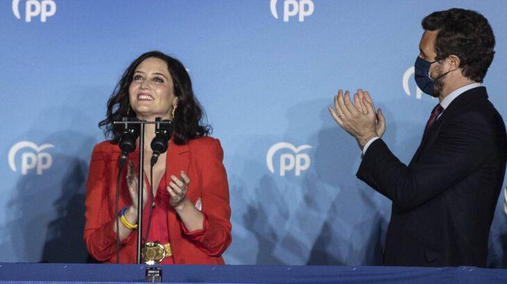 Elezioni a Madrid: trionfa il PP, bene Vox, crollo dei socialisti, Iglesias (Podemos) dá le dimissioni