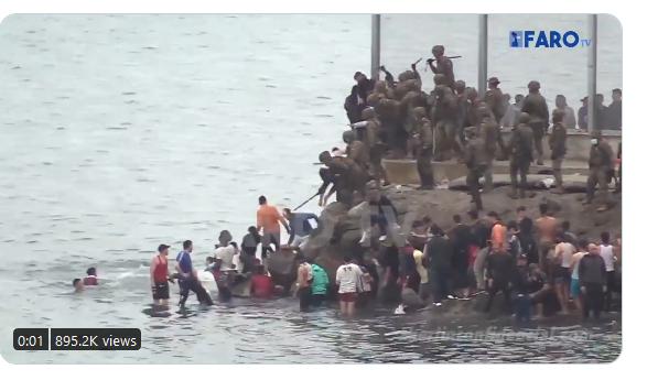 """Rigettati in mare: la via """"Spagnola"""" contro i migranti clandestini"""