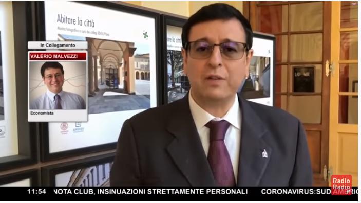 Malvezzi: povertà ed epidemia in Italia, causa ed effetto