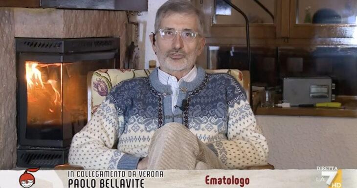 """""""Se gli italiani hanno paura del vaccino, hanno ragione"""". Un professore medico semina terrore a La7"""