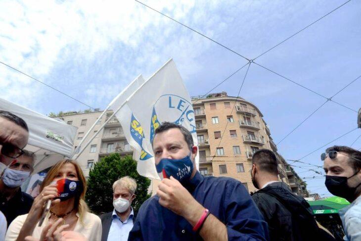 Salvini: in Europa gruppo unico ID+ ECR+PPE. Sarebbe una rivoluzione