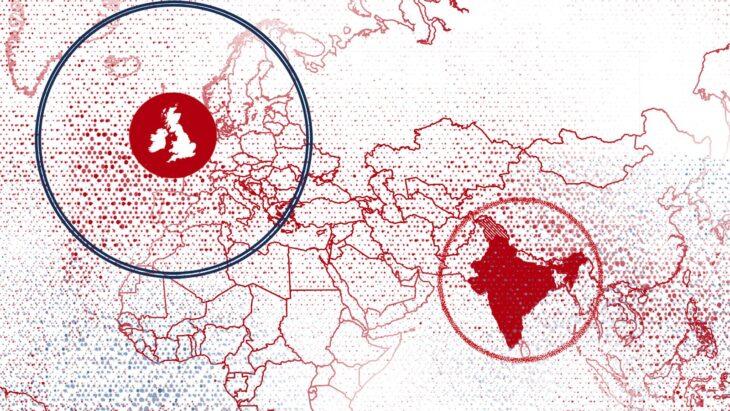 """L'India: non chiamate la """"Variante indiana"""" """"Indiana"""", è razzista"""