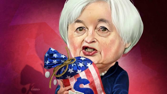 La Yellen ha quasi convinto il G7ad un'unica tassazione. Ora bisogna convincere gli altri 201 paesi…