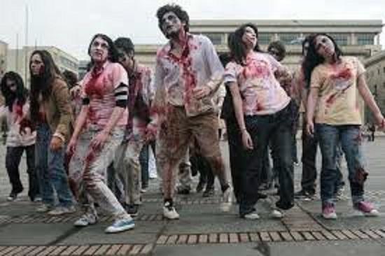 """""""Mi dispiace lei è morto, niente pensione di cittadinanza. Zombie all'INPS di Roma, e saranno pure incavolati"""