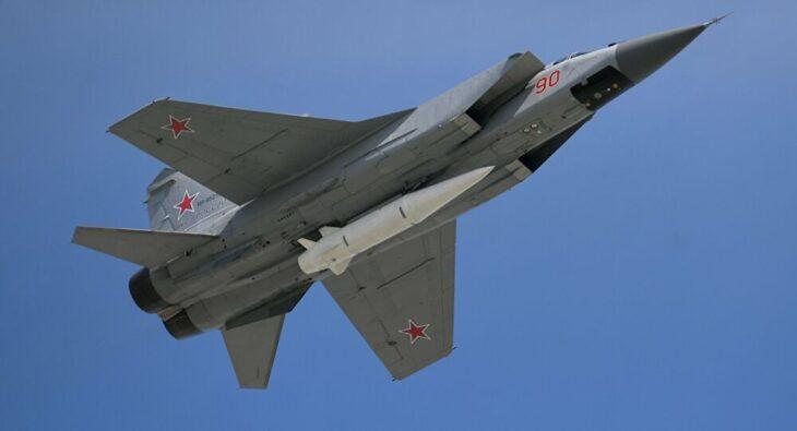 In risposta alla Crimea, l'aviazione russa conduce esercitazioni nel Mediterraneo con missili ipersonici