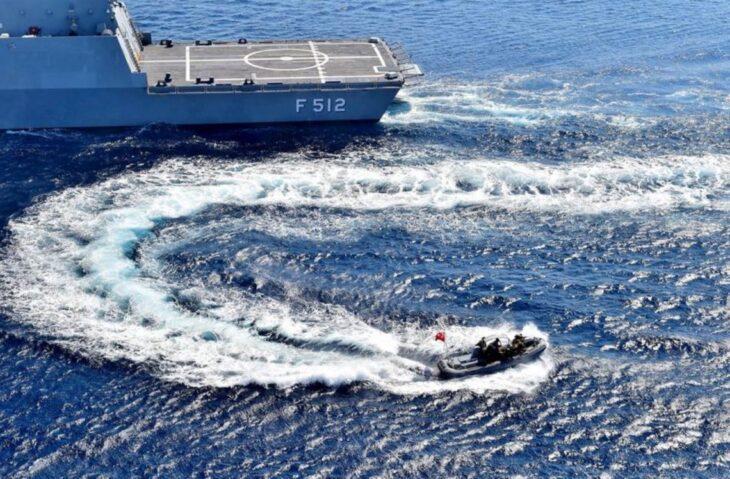 Clamoroso: gaffe rivela i piani militari turchi per l'occupazione del Mar Egeo