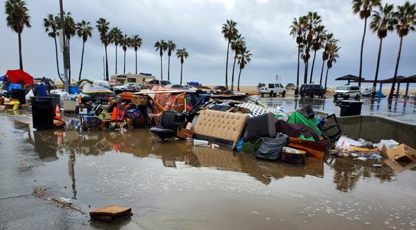 Venice Beach: da paradiso ad inferno
