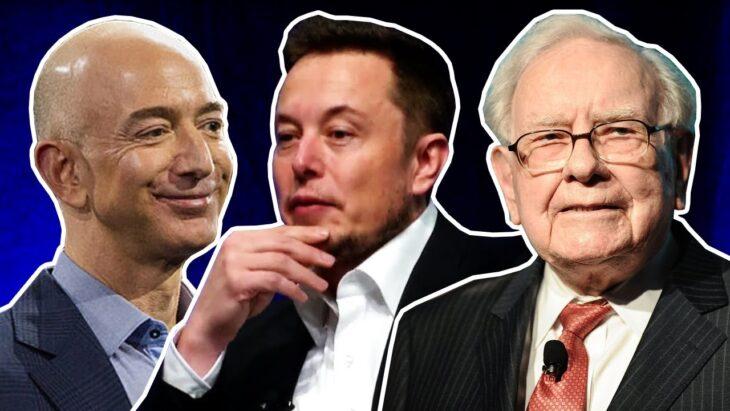 I super-miliardari che pagano lo 0,1% o poco più di tasse. Poi in Italia abbiamo il PD….