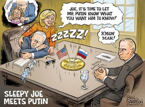 Perché l'incontro Putin-Biden sarà un flop
