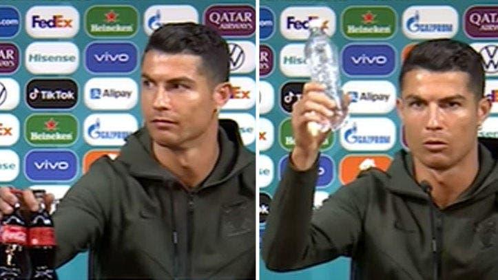 Cristiano Ronaldo ed i 4 miliardi di danni alla Coca Cola. L'influencer crea, l'influencer distrugge…