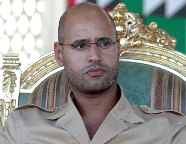 Un Gheddafi si presenta alle elezioni presidenziali in Libia