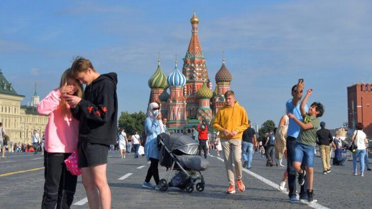 """Russia: timore di """"Terza ondata"""" a Mosca, mini-lockdown"""