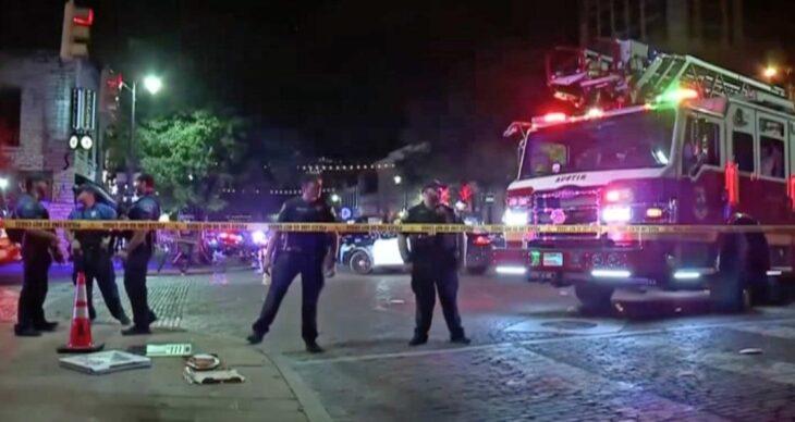 13 feriti gravi in sparatoria di massa per strada ad Austin, Texas