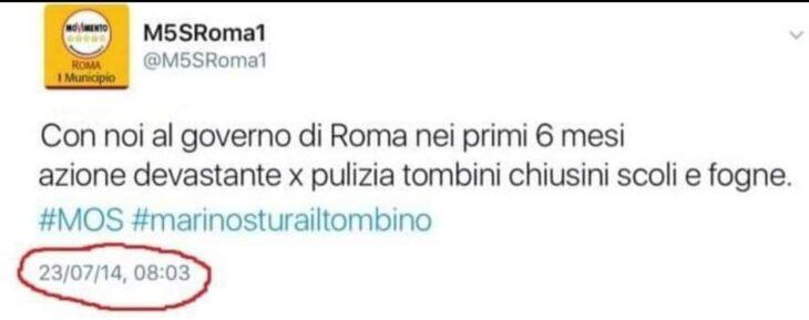 """Roma allagata, ma la Raggi non doveva """"Pulire tutti i tombini""""?"""