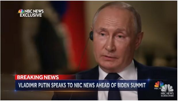 In Anteprima: quello che Putin pensa di Trump e di Biden