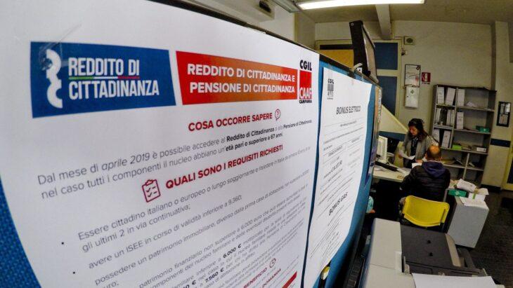 Il caso Campania: come Di Maio vuole comprare il voto con il Reddito di Cittadinanza invece che creando lavoro