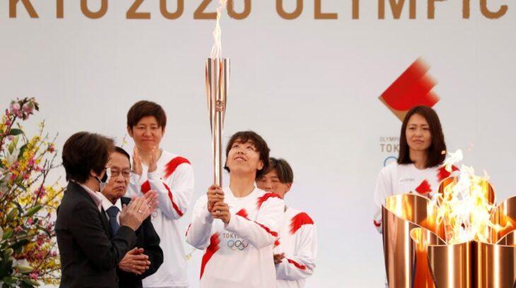 Le Olimpidi di Tokio potrebbero essere senza spettatori. Cancellata tappa della Torcia olimpica