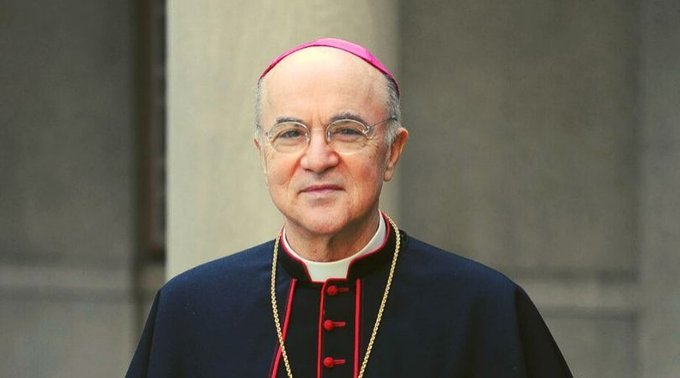 Mons Viganò: ecco il progetto del Great Reset
