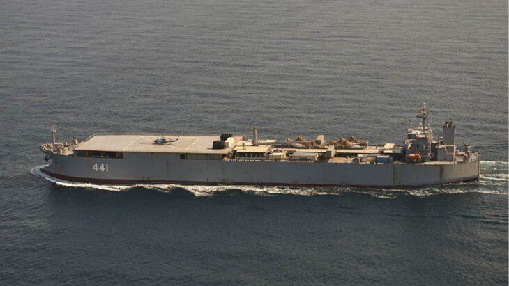 Navi militari iraniane fin nel Mar Baltico! (  .. e la Germania ?)