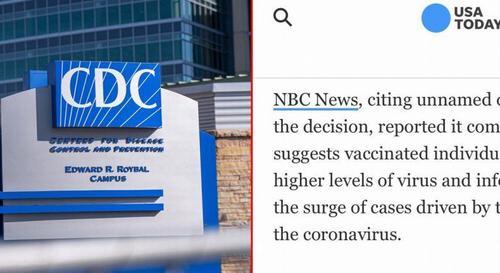 """Come i Mass Media """"Censurano"""" perfino gli enti ufficiali. Il caso USA Today"""