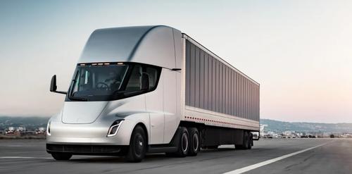 "Evvai arriva il Tesla ""Semi Truck""!! (forse)"