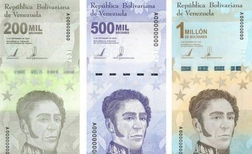Il Venezuela toglie sei zeri al Bolivar, ma non cambia nulla..