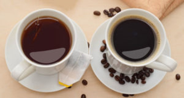 Té, Caffé o Cola? Le fonti di caffeina per i paesi occidentali