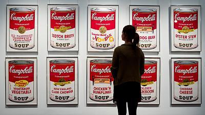L'inflazione secondo .. la Zuppa Campbell