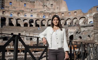 La Roma della raggi, ovvero la grande Cupola del Colosseo