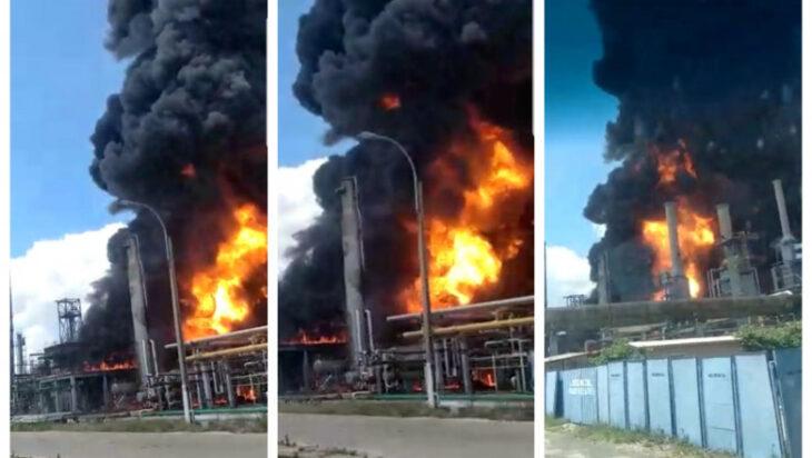 Esplosione in grande raffineria rumena, proprio nel momento di tensione del petrolio