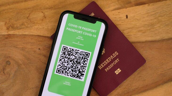 La soluzione francese: 250 euro per un Green Pass falso….
