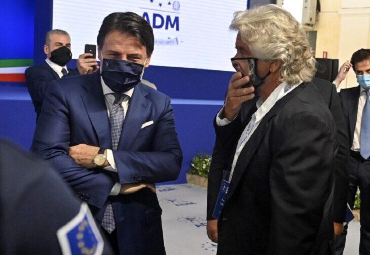 Conte Vs Grillo: l'incapace contro il buffone. Sconfitti gli italiani
