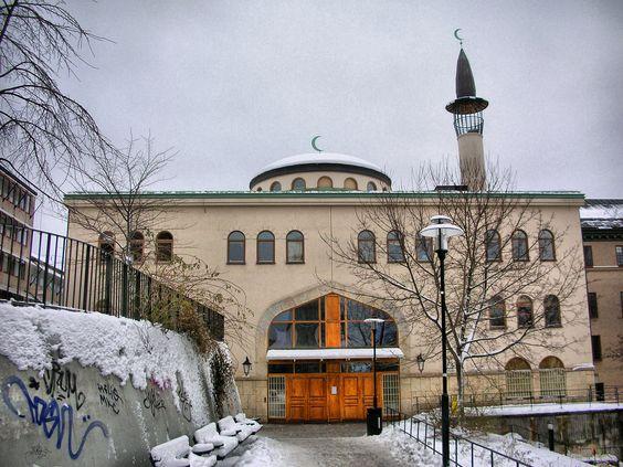Crescita della popolazione musulmana nei paesi occidentali