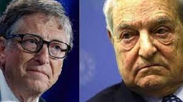 Soros e Gates comprano la società che produce i test covid rapidi