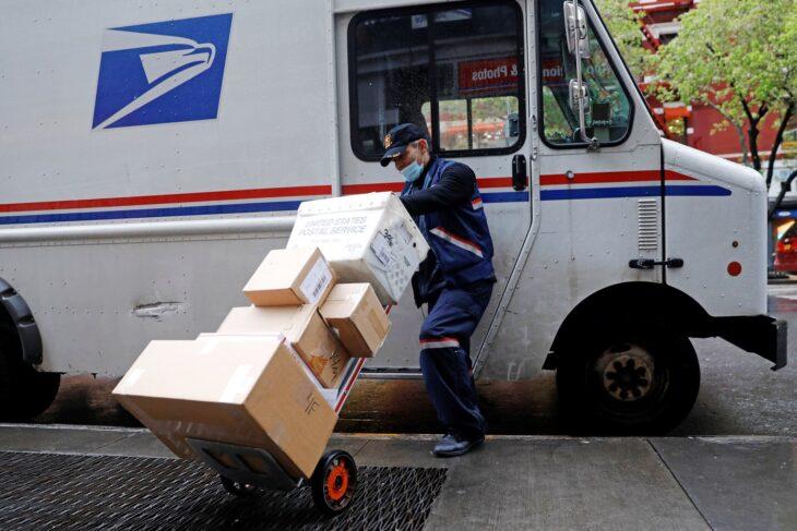 USA: il sindacato del Servizio Postale contro l'obbligo vaccinale