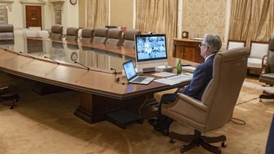 """""""Forse"""", Potremmo"""" Il tapering di Powell (FED) è da colomba"""