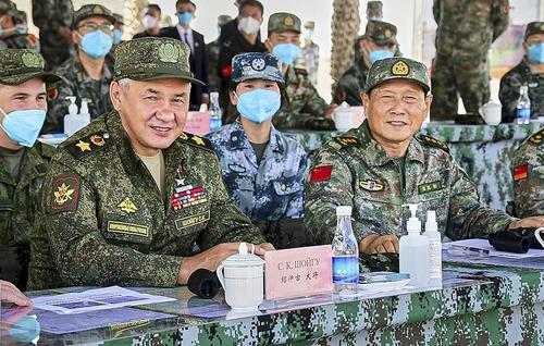 Russia e Cina si uniscono per controllare l'Afganistan