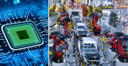 Crisi dei semiconduttori: Toyota e VW annunciano riduzioni nella produzione