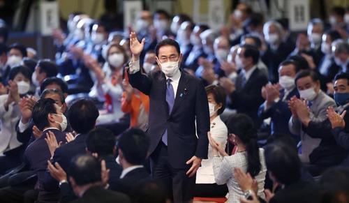 Ecco Kishida, prossimo nuovo primo ministro giapponese