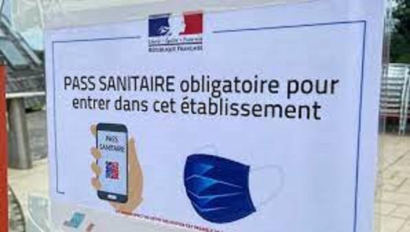 Mentre in Italia si annuncia il  Green pass duro e puro, la Francia sospende 3000 laoatori della sanità