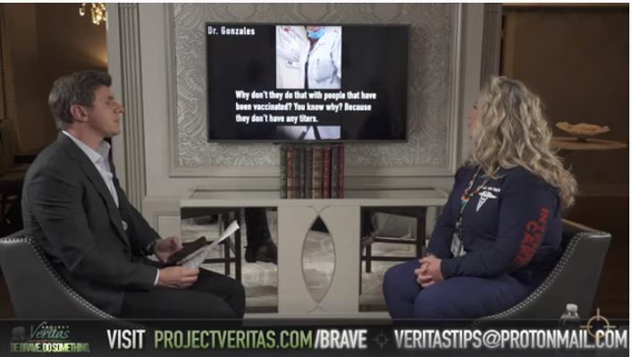 Project Veritas: secondo informatori interni i medici non riportano tutti i casi avversi al vaccino alle autorità negli USA