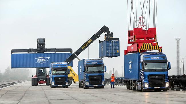 La Via Russa per la Cina: inaugurato nuovo termina a Kaliningrad per le merci da Pechino