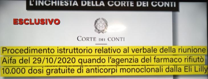"""AIFA sotto inchiesta: clamorosa rilevaziondi """"Fuori dal Coro"""""""