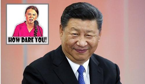 La Cina se ne infischia di Greta e neppure parteciperà all'inutile conferenza di Glasgow