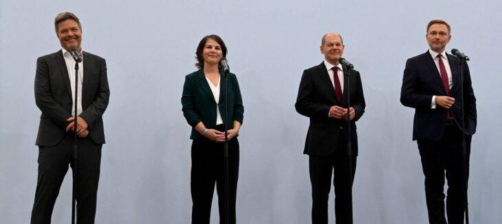 """Coalizione """"Semaforo"""" prosegue in Germania, ma niente di buono per l'Italia"""